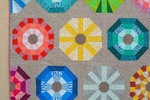 Load image into Gallery viewer, Sea Urchins quilt kit