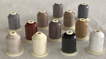 Load image into Gallery viewer, Signature 40 Cotton 12 Spool Collection 700 yards