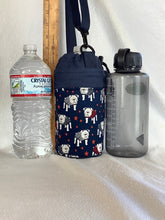 Load image into Gallery viewer, Insulated bottle totes squat liter or quart