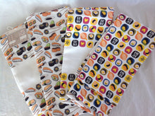 Load image into Gallery viewer, Kitchen Towels Sushi
