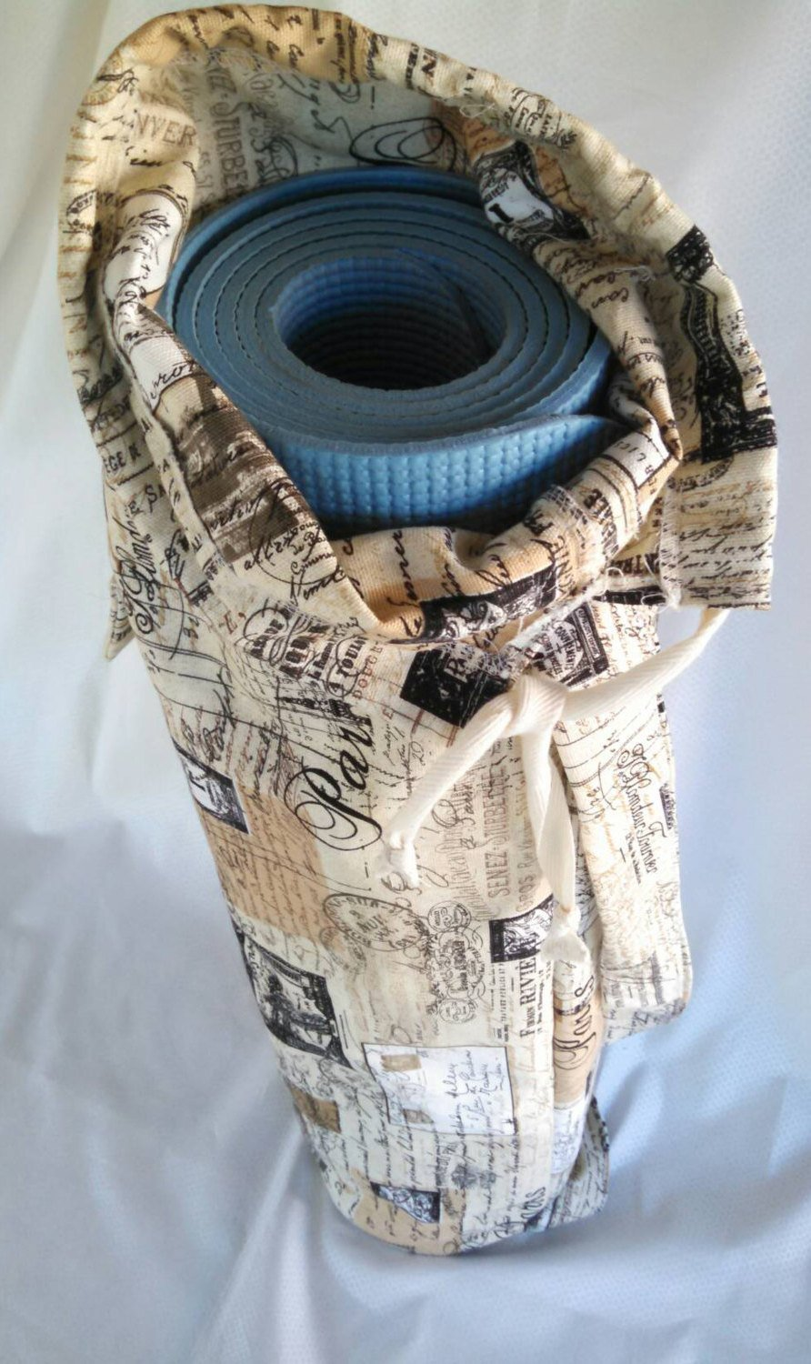 Yoga mat carrier