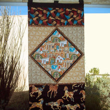 Load image into Gallery viewer, Sonoran Desert wall hanging