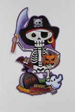 Lade das Bild in den Galerie-Viewer, Halloween Wanddeko-Deckendekoration 3D Pirat