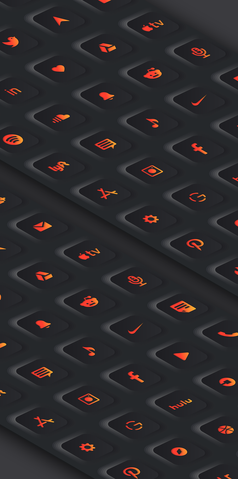 Volcanic Dreams ios 14 icons