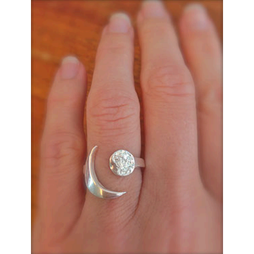 TrueMoon® Ring