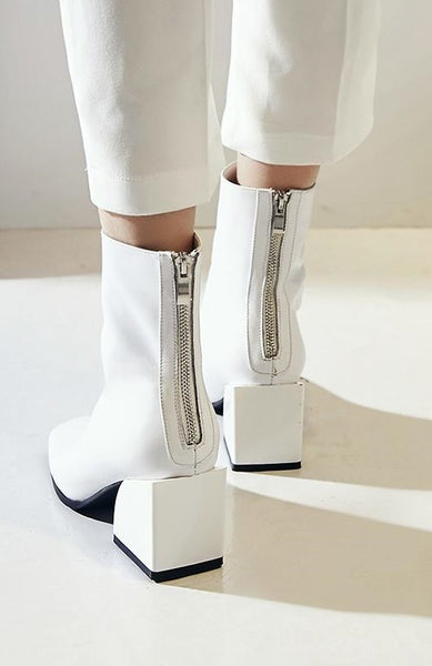 Ankle Boots - Trendo Chic