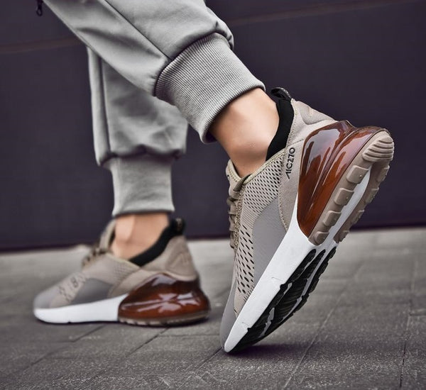 Brown Classic Sneakers - Trendo Chic