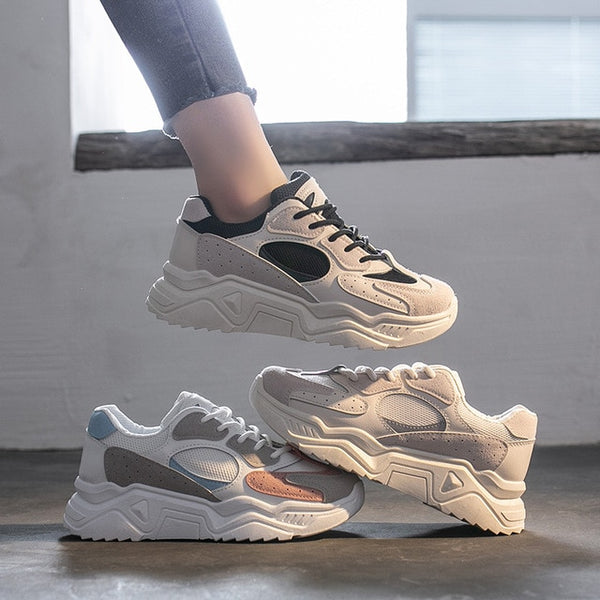 Chunky Sneakers - Trendo Chic