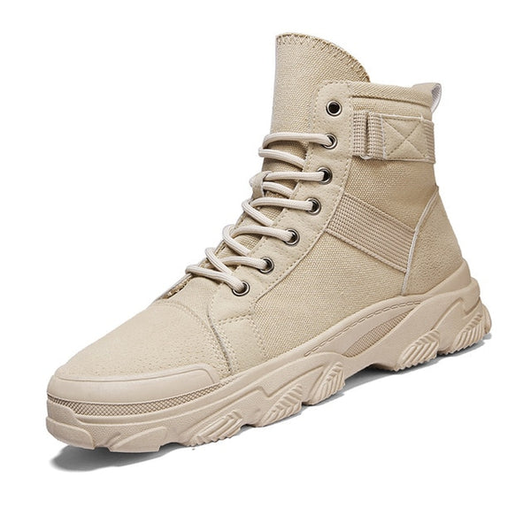 Sand Hiking Boots - Trendo Chic