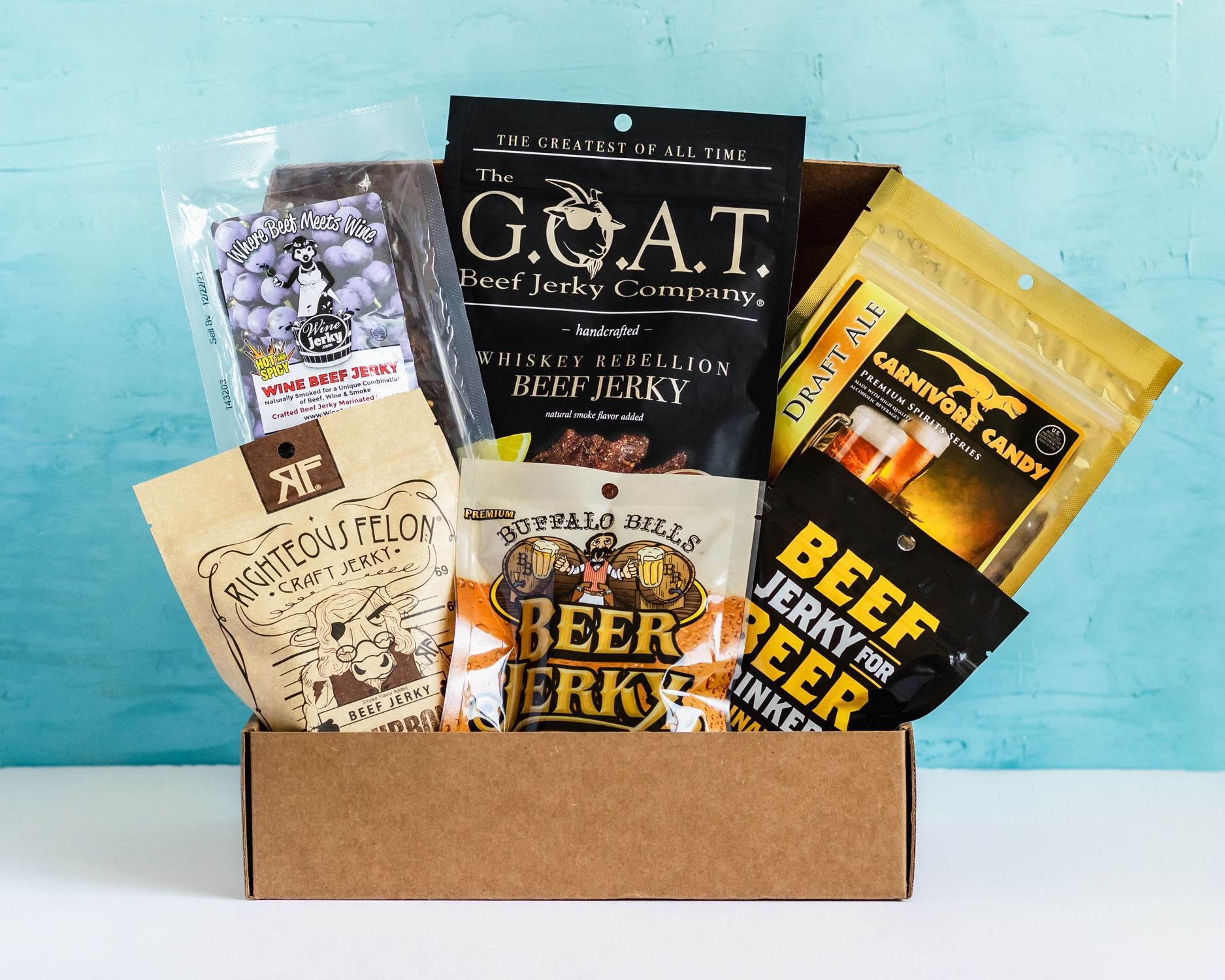 beef jerky subscription box