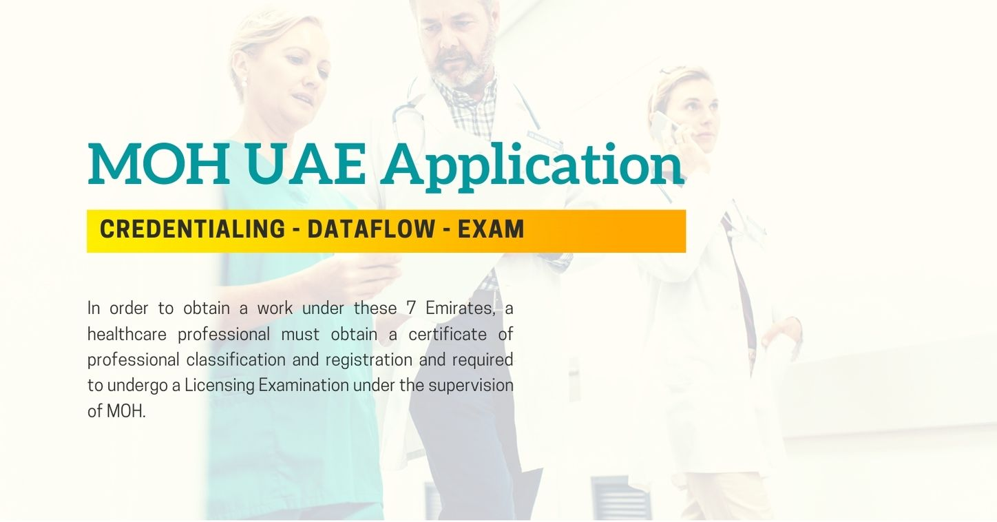 MOH UAE Application
