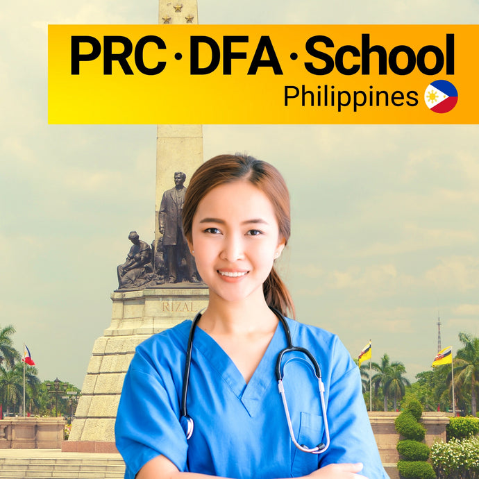 PRC License Certificate of Good Standing Service Fee