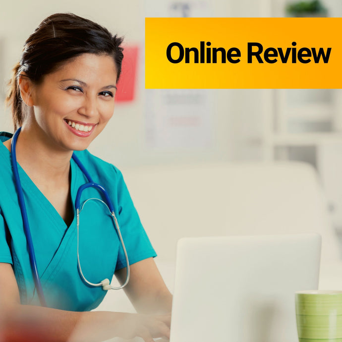 NCLEX - NCSBN Online Review 8 week Review