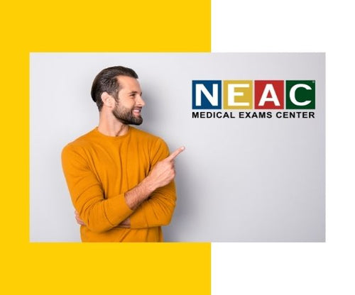About NEAC - We are a pioneer Medical Exams Application Center