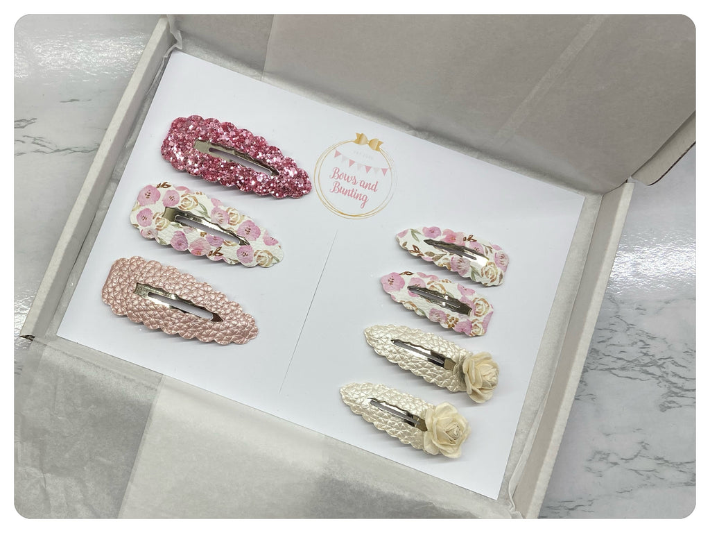 Snap Clip Gift Set - SS21 and Glitter
