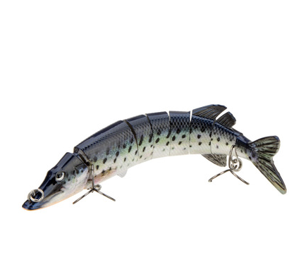 The classical multistage bionic lure