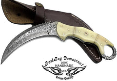 Camel Bone 8.2'' Fixed Blade