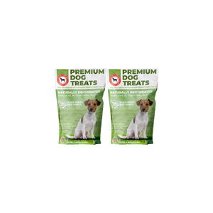 Premium Dog Treat Box of 2 Packages-$30.00
