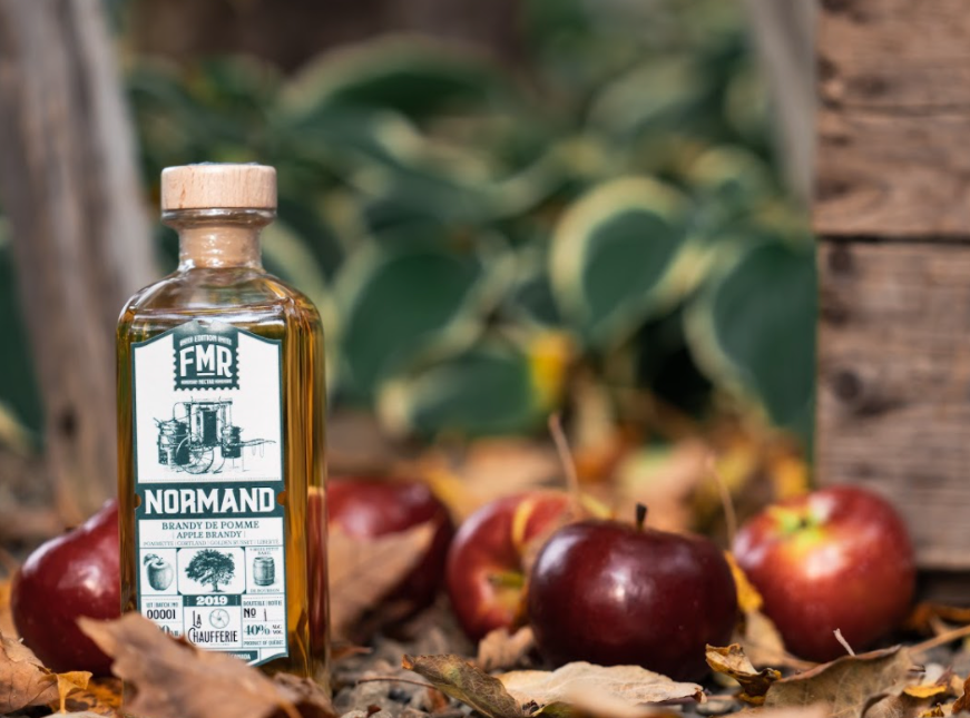 Normand - Brandy de pommes