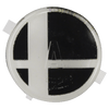Gamecube Preloaded A buttons - Battle Beaver Customs