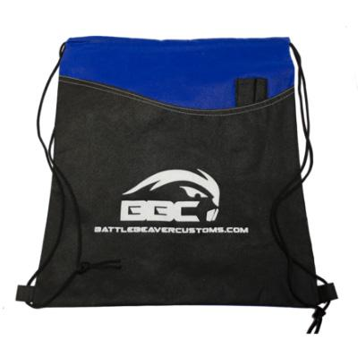 BBC Drawstring Bag