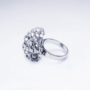 Statement Ring 925 Sterlingsilber