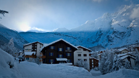 Dorfblick Hotel, Saas-Fee Switzerland