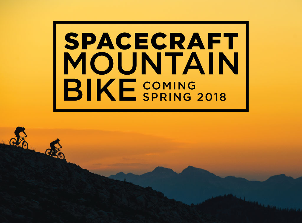 Spacecraft Mountain Bike Coming Spring 2018