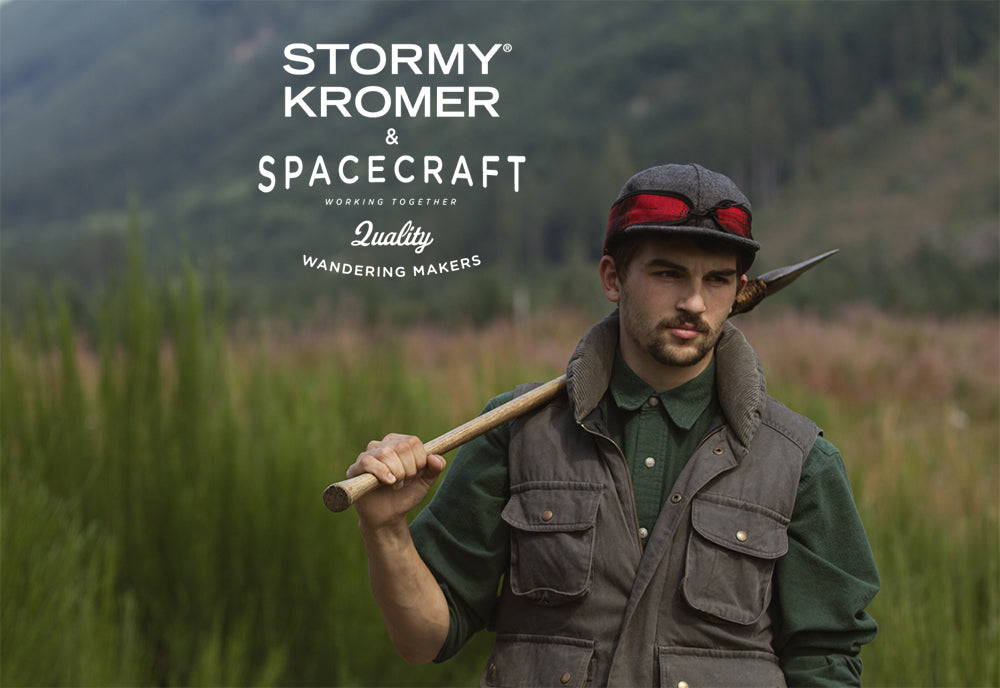 The Stormy Kromer Collection Spacecraft