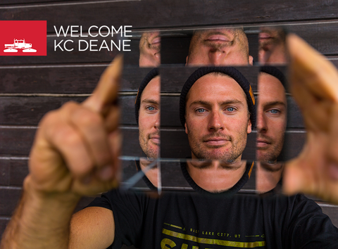 Welcome, KC Deane