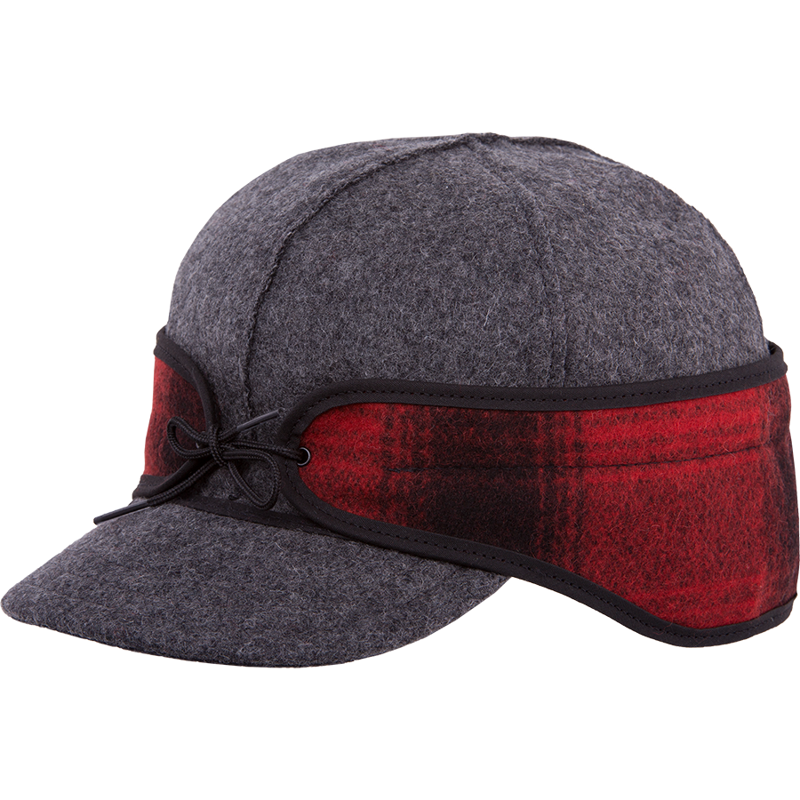Spacecraft x Stormy Kromer Hat: Brushed Wool