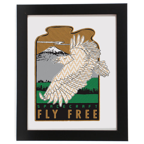 Fly Free  - Artwork