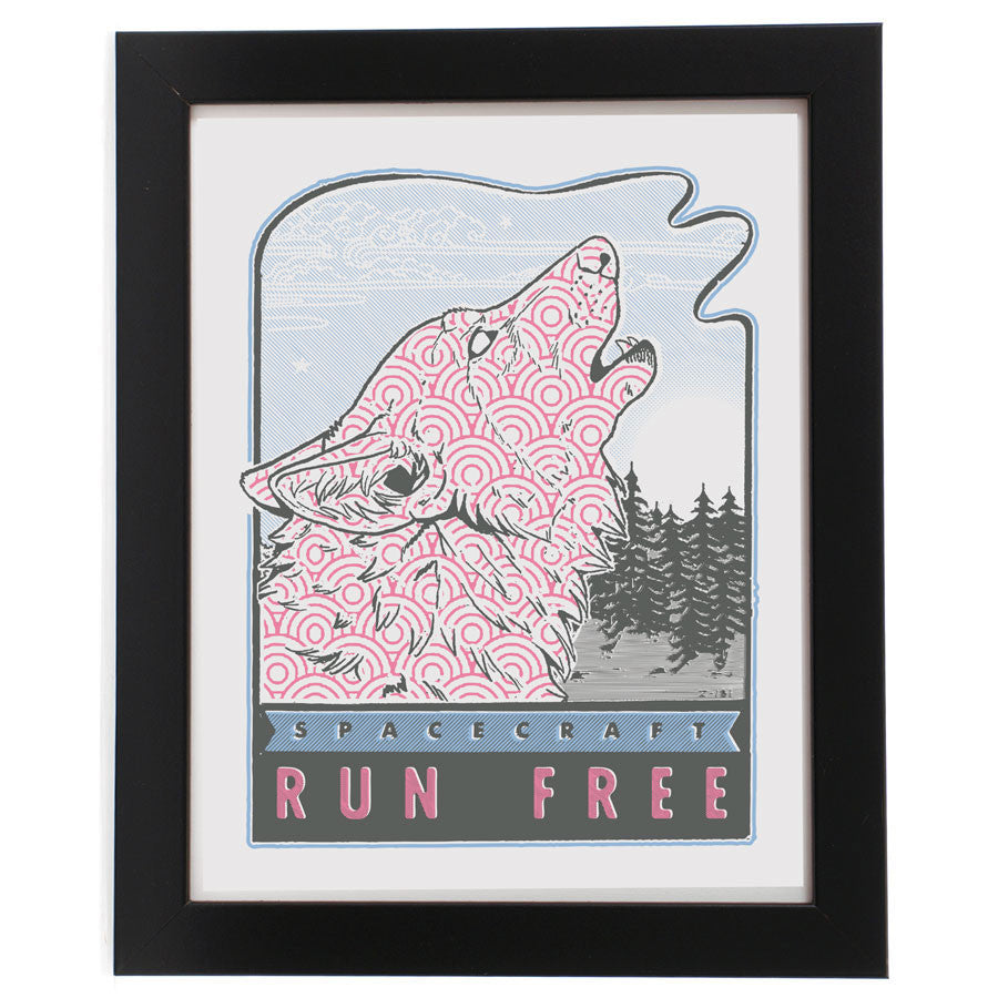 Run Free  - Artwork