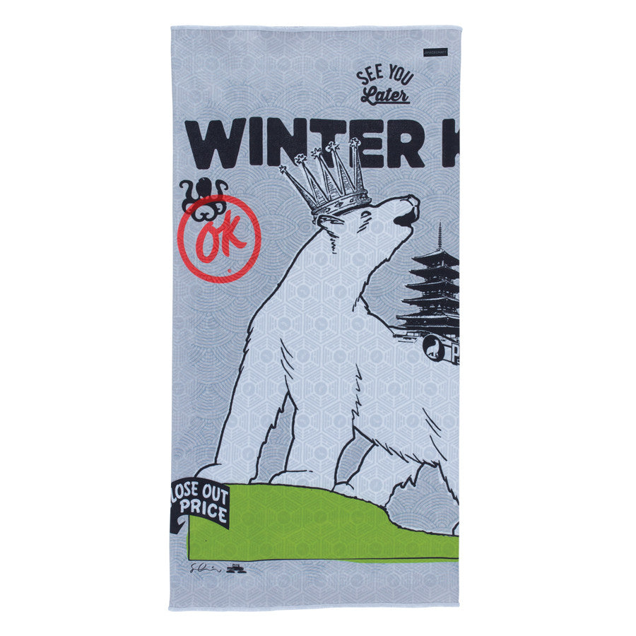 Winter King Gaiter