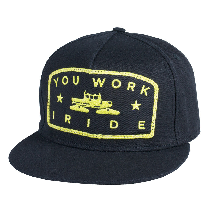 You Work I Ride Cap