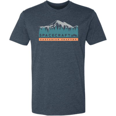 Cascadian Crafted Tee - Spacecraft