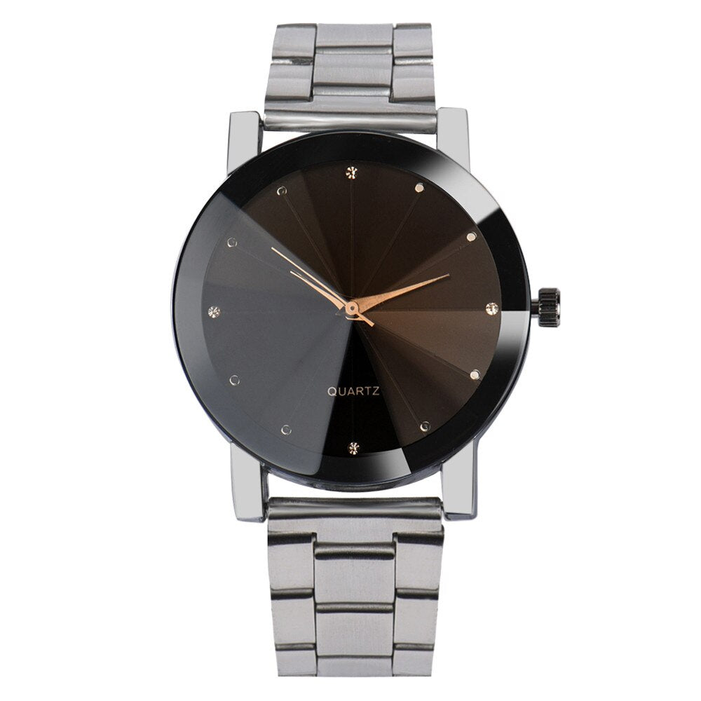 Analog Display Date Men's Quartz Watch