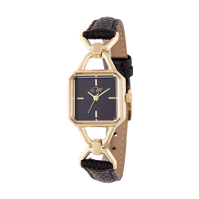 Load image into Gallery viewer, Vintage inspired design women's watch. WL004BK
