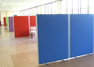 Office Fabric Screens