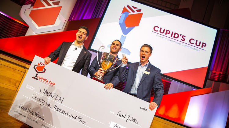 Javazen, University of Maryland Startup, Wins Cupid's Cup