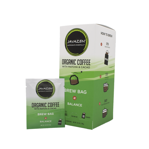 OFFICE WHOLESALE | Balance Brew Bag 30ct. Carton