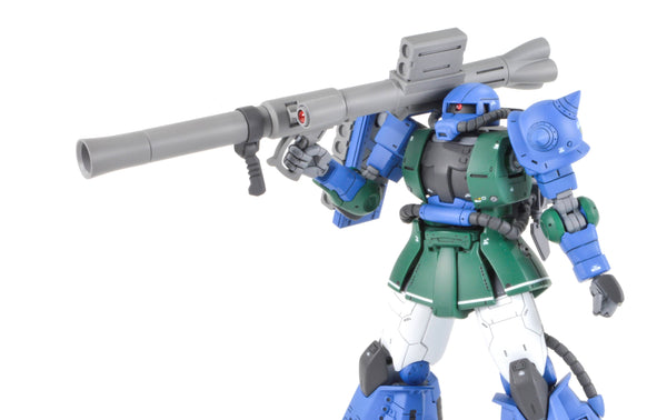 Anavel Gato's Custom Zaku II High Mobility Type