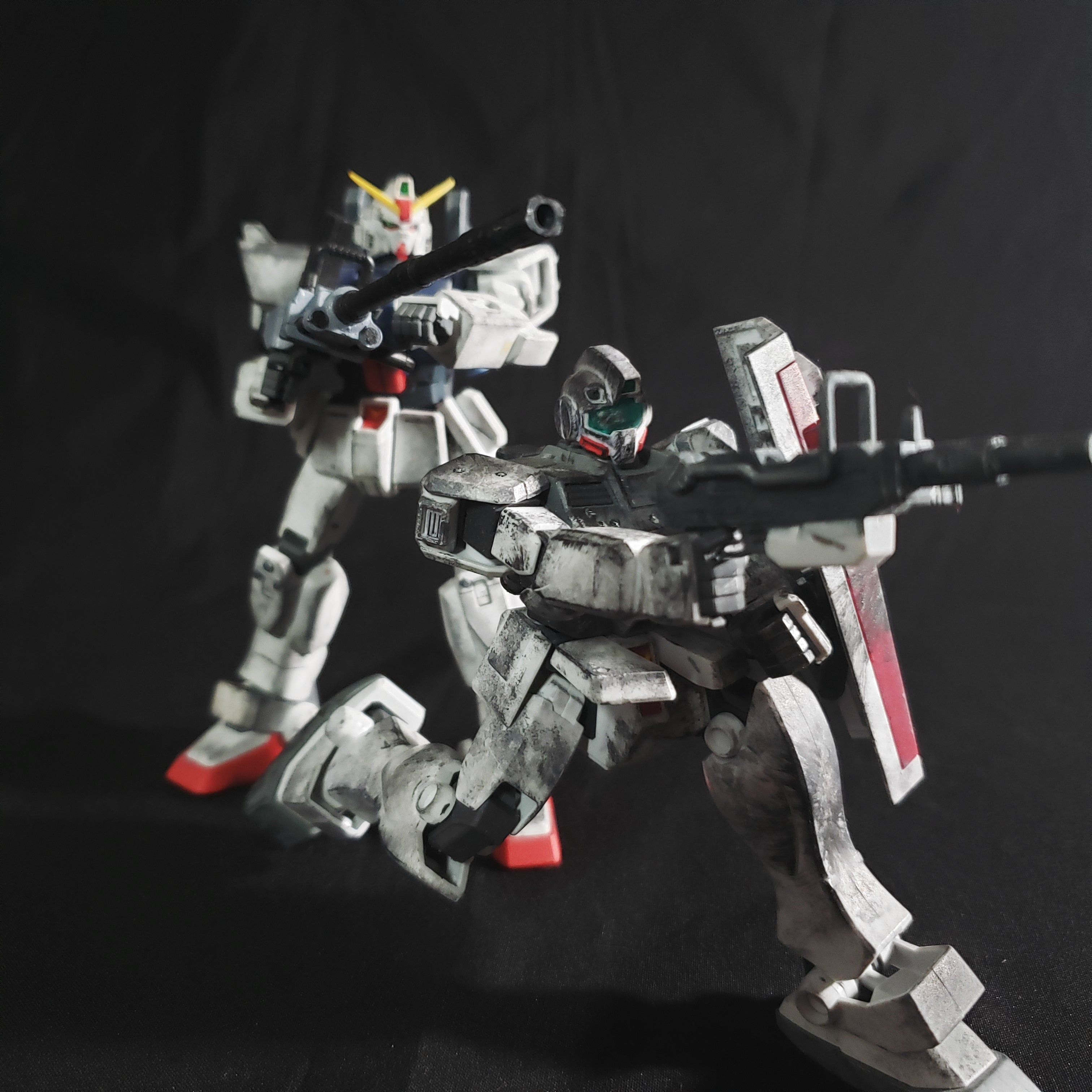 RGM 79D GM Cold Districts Type and RX 79 [G]