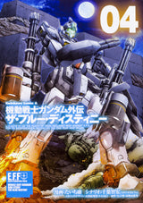 Mobile Suit Gundam Side Story The Blue Destiny Vol. 4 | Gundam UC Project