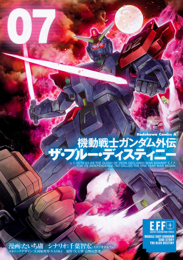 Mobile Suit Gundam Side Story The Blue Destiny Vol. 7 | Gundam UC Project