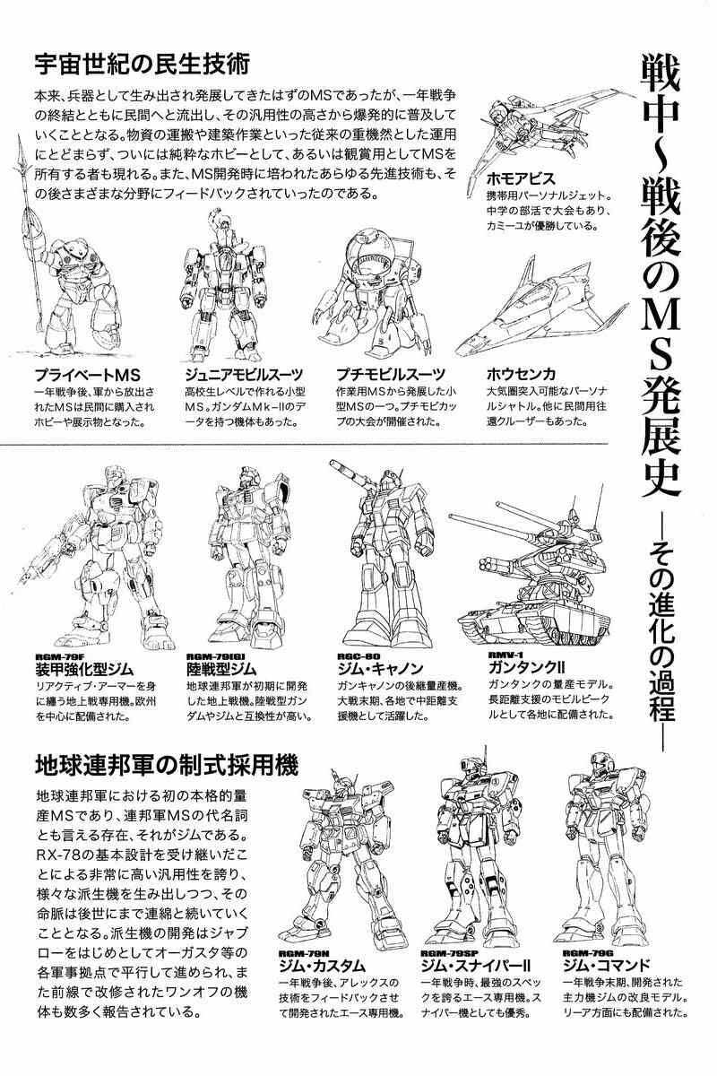 Gundam Legacy Vol. 2 MS Info | Gundam UC Project