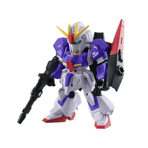 Z Gundam [Mobile Suit Gundam Ensemble 3.5]