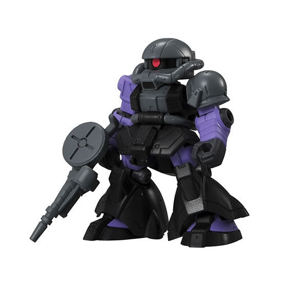 High Mobility Prototype Zaku [Mobile Suit Gundam Ensemble 09]