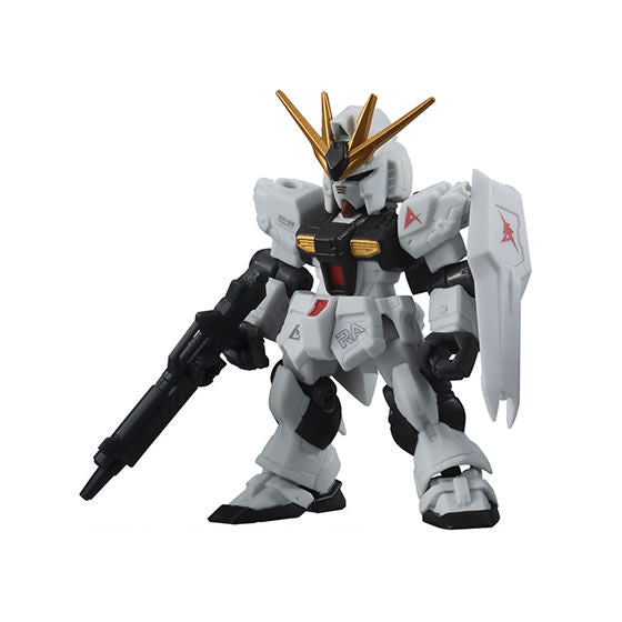 ν Gundam [Mobile Suit Gundam Ensemble 4.5]