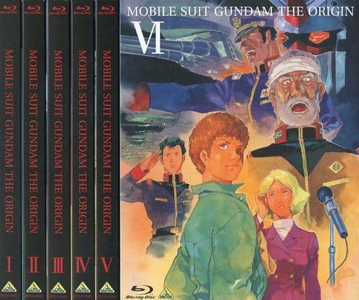 Mobile Suit Gundam The Origin 1-6 | Gundam UC Project